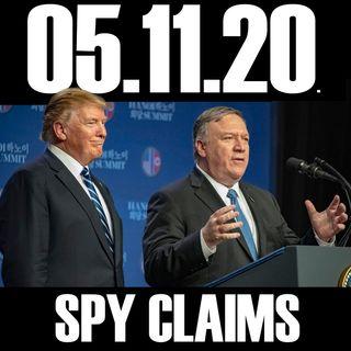 Spy Claims | 05.11. 20.