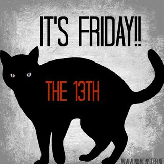 first ever friday the 13th podcast 7-13-