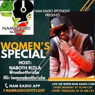Nam Radio Spotlight Ep16 (womens special)