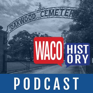 Clint Lynch with the Oakwood Cemetery Association