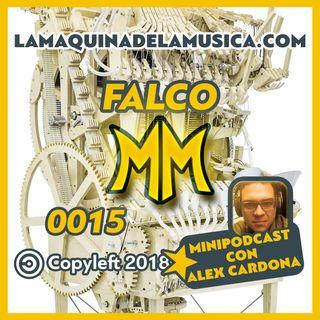 0015 MiniPodcast Con Alex Cardona - La Máquina De La Música