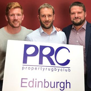 Episode 5 - Edinburgh Rugby coach Roddy Grant and Richard Gaskell of CBRE join Nashy to discuss all things property and rugby.