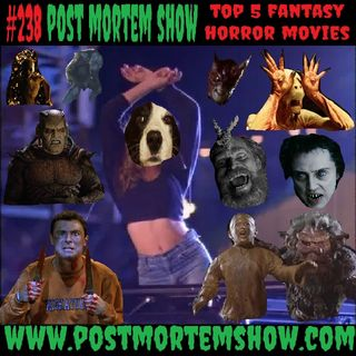 e238 - Biffers & Dragons (Top 5 Fantasy Horror Movies)