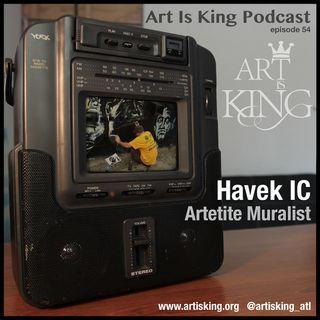 AIK podcast 54 - Havek IC