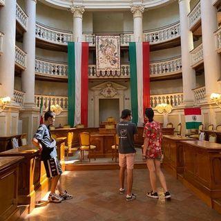 #OltrApe day 18 - Reggio Emilia: il tricolore