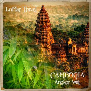 LoMar Travel - Cambogia Angkor Wat