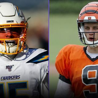 Cincinnati Bengals Weekly show W_Joe Kelly: Bengals vs Chargers Preview