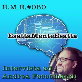 P.80 Intervista ad Andrea Feccomandi