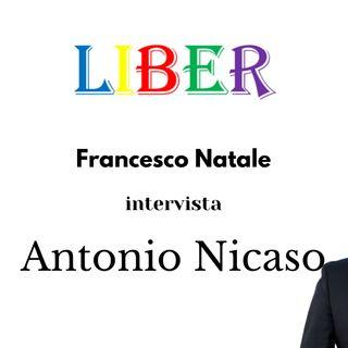 Francesco Natale intervista Antonio Nicaso   Mafia, istruzione, paura, coraggio   Liber – pt.15