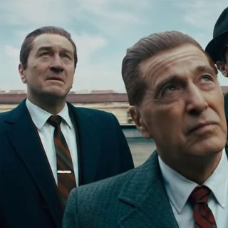 6. Scorsese & Marvel: Civil War (The Irishman)