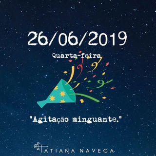 Novela dos ASTROS #21 - 26/06/2019