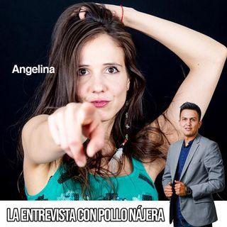 Entrevista Angelina Bemz 04.06.18