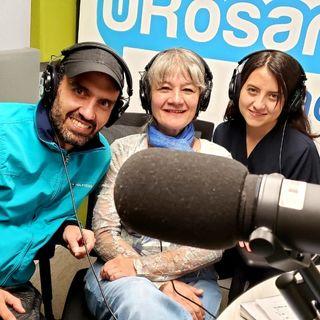 Construyendo caminos de las artes en el Rosario