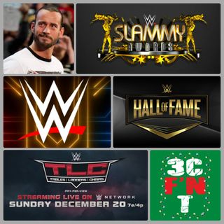 Slammy's & TLC Predictions - December 17, 2020