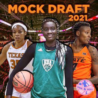 Pink&Roll - Early WNBA Mock Draft 2021