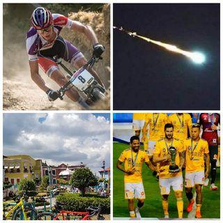 Mathieu Van Der Poel, Meteorito Uruapan, Tigres UANL, Real del Monte/Clan Intergrupal Ciclista, Recomendaciones Series/Películas.