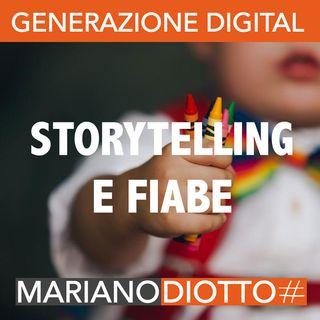Puntata 39: Lo storytelling e la morfologia delle fiabe
