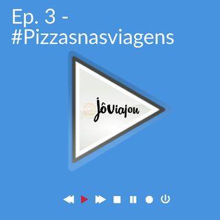 #6 Ep. 3 - A Pizza mais ANTI-HIGIÊNICA da Ásia - KOH PHI PHI - TAILÂNDIA