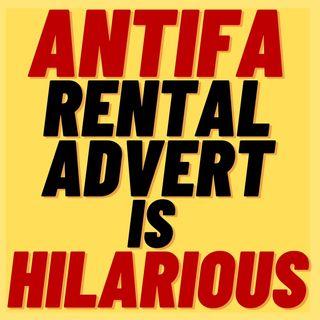 HILARIOUS Portland ANTIFA Rental Ad