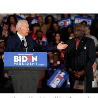 President Biden and Black Community with Marcus Muhd