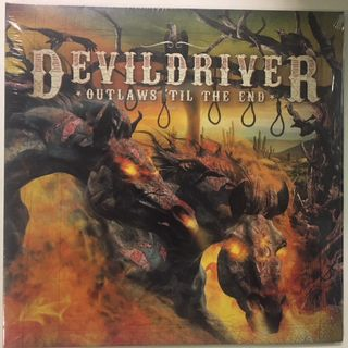 Metal Hammer of Doom: DevilDriver: Outlaws Til The End Vol 1 Review