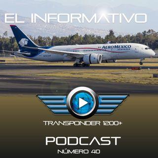 Aeroméxico inicia reestructuración bajo el plan de bancarrota de los Estados Unidos 'Capítulo 11'