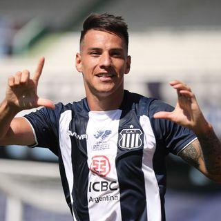 Goles de Talleres: Carlos Auzqui 1-0 y Franco Fragapane 2-0