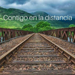 Contigo en la distancia