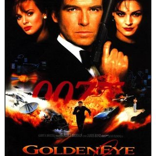 James Bond: Licence to Podcast - Goldeneye