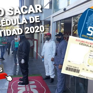Ep 2: En La Fila del SEGIP (Cedula de Identidad 2020) Santa Cruz-Bolivia