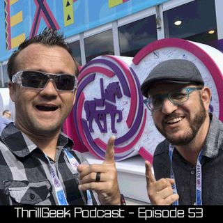 Episode 53 - IAAPA Attractions Expo Interviews and Coverage