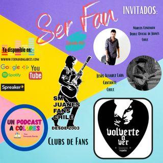 Ser Fan - Juanes | Episodio#14