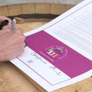 Il vino che cura il territorio Nasce Slow Wine Coalition