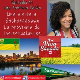 Una visita a Saskatchewan la provincia de los estudiantes