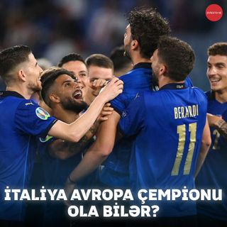 İtaliya Avropa çempionu ola bilər ? | Overtime #12