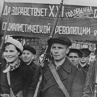 Antecedentes de la revolución Rusa