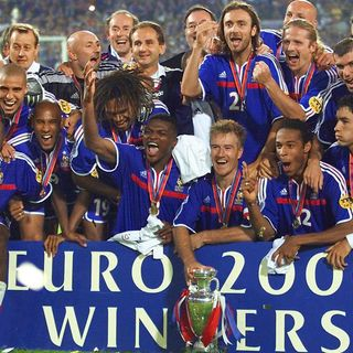 TRANSFER TIME TUNNEL: 2000 France National Team