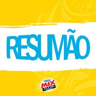 Podcast, Resumão da Mix, episódio 01 com Arthur e João, Mix Fm Maringá