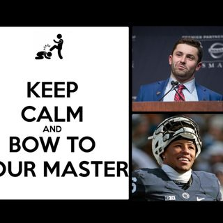 Bow down to your MASTER! Once again, Tony called it and this WITHOUT doing his homework for the #NFLDraft