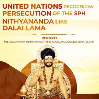 Hinduism is Being Destroyed #Nithyananda #Kailasa
