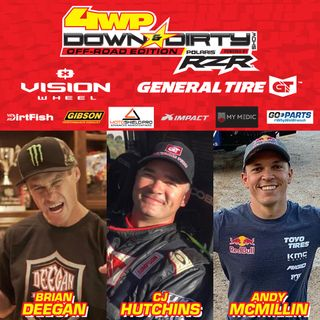 #6 - Off-Road Edition - Brian Deegan, Andy McMillin, & CJ Hutchins