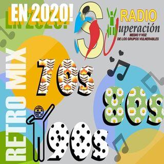 CLASICOS DEL RETRO 70S A 90S - 18 FEB. 2020