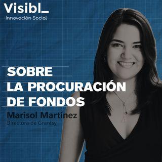 18 I Sobre la procuración de fondos I Marisol Martínez