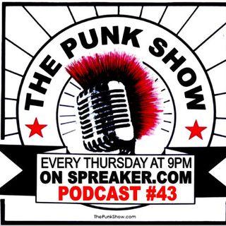 The Punk Show #43 - 12/12/2019