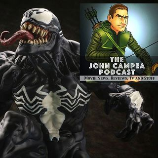 The John Campea Podcast: Episode 1 - Venom Movie, 21 Jump Street/Men In Black Crossover
