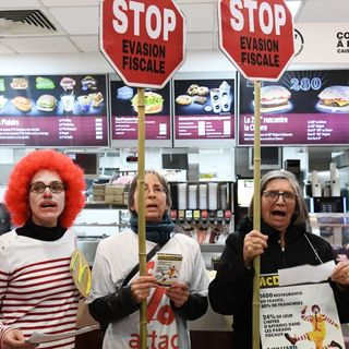 Brexit and Controlling the narrative with Big Macs