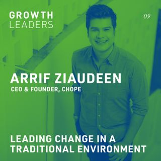 Leading change in a traditional environment [Episode 9]