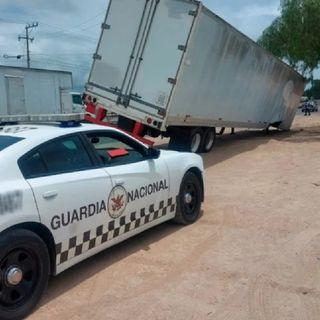 Localizan cajas de balas robadas en San Luis de La Paz, Guanajuato