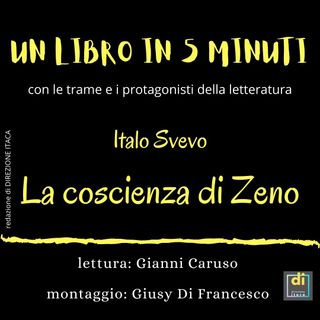 Un libro in cinque minuti - 17. Italo Svevo, La coscienza di Zeno