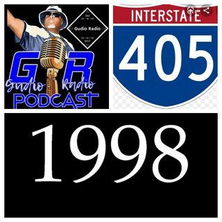 DGratest Gudio Radio Presents : Funky, Fresh, FlashBack, Friday 1998 Vibes  10.22.21